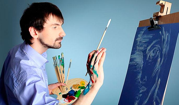 Веб дизайнер должен уметь рисовать