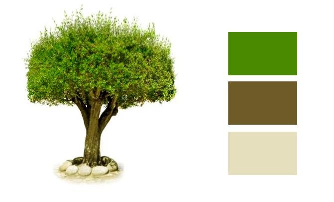Подбор цветовой гаммы в веб-дизайне